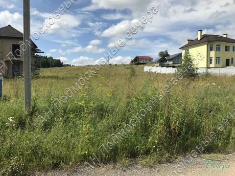 Волоколамское ш. 54 км от МКАД, Матвейково, Участок 15 сот. - Фото 1