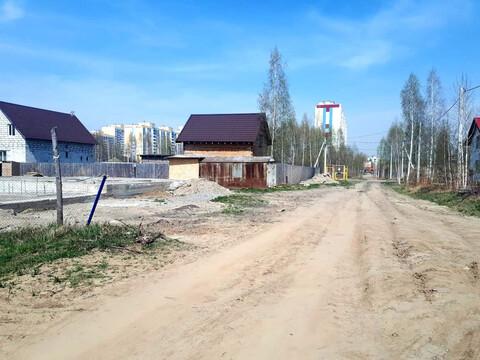 Продажа участка, Новосибирск, м. Речной вокзал, Ул. Александра Еремина - Фото 2