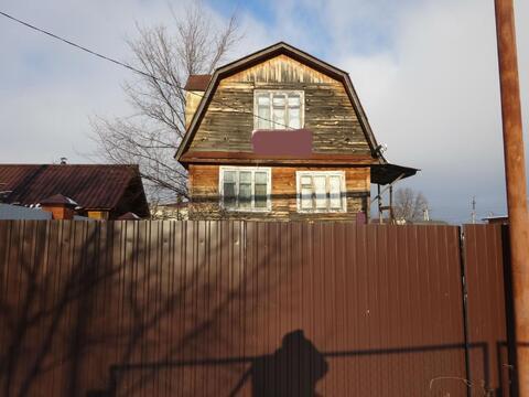 Участок с дачным домиком, в элитном посёлке. - Фото 3