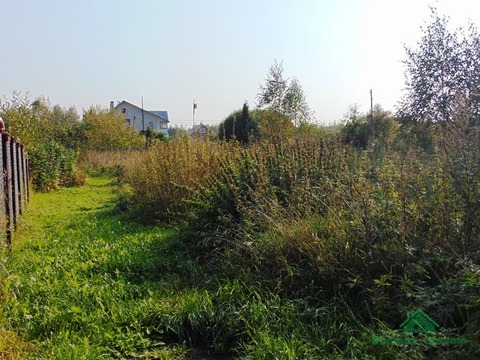Угловой участок, крайний к лесу в дер.Корытово - 89 км от МКАД - Фото 1