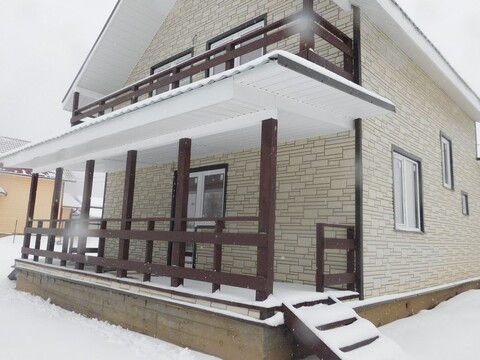 Продажа дома(дачи, коттеджа ) в деревне Папино Калужское шоссе - Фото 1