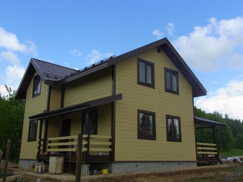 Новый жилой дом 140 кв.м. - Фото 1