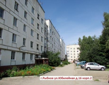 1 комнатная квартира г.Рыбное ул.Юбилейная - Фото 1