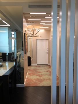 3х комнатная квартира в ЖК Дом на Мосфильмовской - Фото 5
