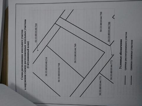 Продается земельный участок 12,5 соток возле д. Сумароково - Фото 2
