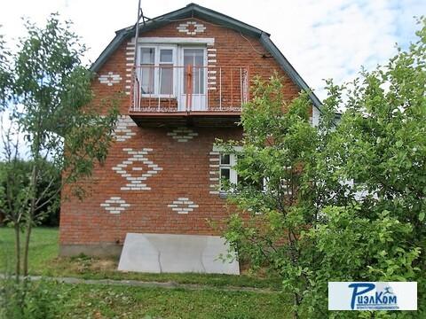 Продаю 2-х этажный жилой дом 93 кв. м. в д. Шеметово Ясногорского райо - Фото 1