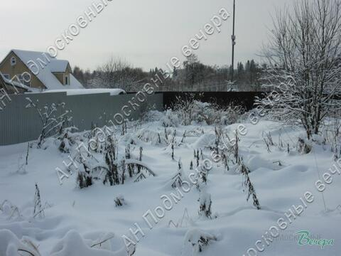 Калужское ш. 22 км от МКАД, Былово, Участок 5 сот. - Фото 5