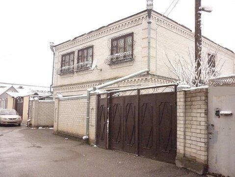 Продам 2-х этаж.дом пл.240 кв.м, 12 сот, Пятигорск, район Автовокзал - Фото 1