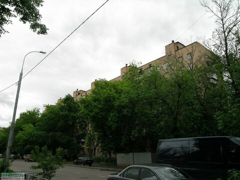 Улица Кастанаевская дом 5, 3-комнатная квартира 57 кв.м. - Фото 1