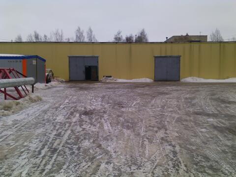 Производственно-складское, отапливаемое помещение, площадью . - Фото 1