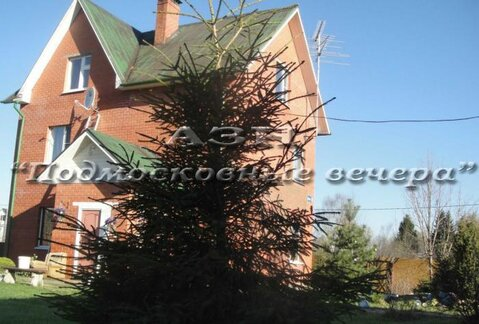 Ленинградское ш. 55 км от МКАД, Толстяково, Коттедж 190 кв. м - Фото 1
