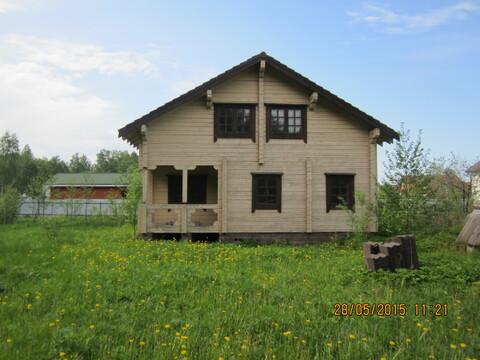 Продается двух этажный дом на участке 10 соток(по факту 15соток) в СНТ - Фото 1