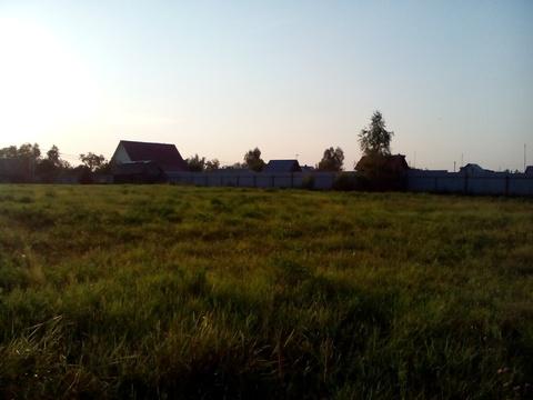 Участок 15 сот. Можайский район, деревня Бурмакино - Фото 3