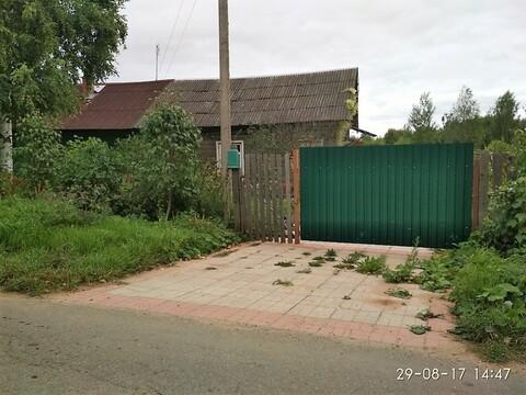 Продам пол дома в д.Каюрово Кимрского р-на Тверской обл - Фото 1
