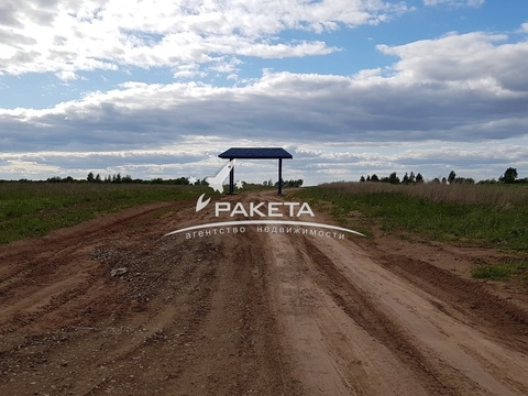 Продажа участка, Завьялово, Завьяловский район - Фото 2