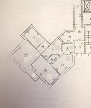 Продается 3-комнатная квартира на Солнечном бульваре