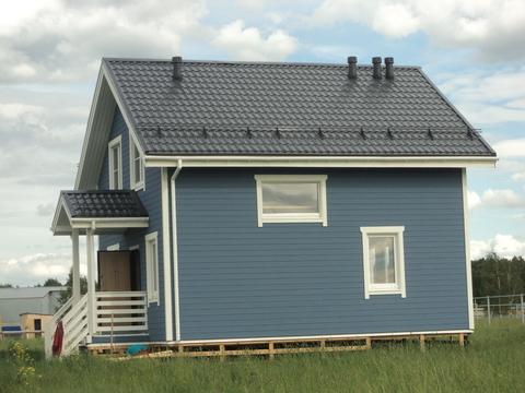 Продается дом 100 кв.м. с земельным участком 6.3сот, за Областной . - Фото 1