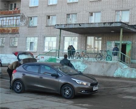Г.Северодвинск, Морской 23- 38 кв.м (ном. объекта: 1297)