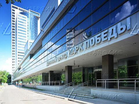 Сдам офис 606 кв.м, бизнес-центр класса A «Парк Победы» - Фото 1