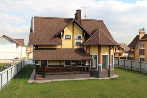 Дом в немецком стиле в охраняемом поселке - Фото 2