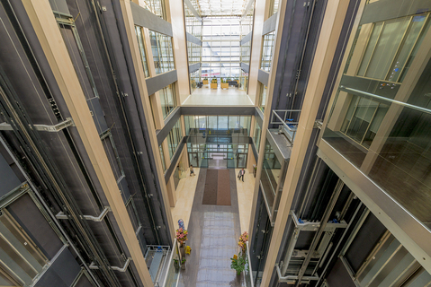 Офис 482 кв.м. БЦ Олимпик Холл - Фото 5