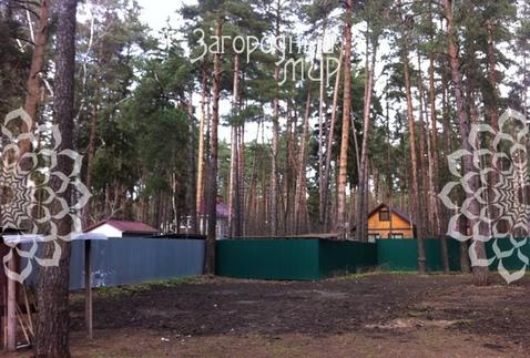 Продам участок, Егорьевское шоссе, 25 км от МКАД - Фото 4