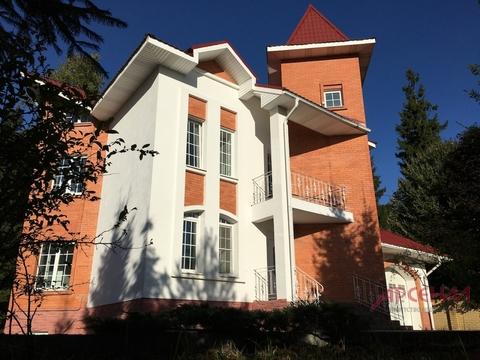 Продается современный загородный котедж в дер. Селятино - Фото 1
