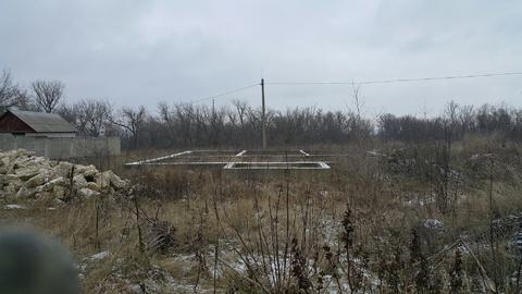 Земельный участок с фундаментом по ул.Карьерная - Фото 3