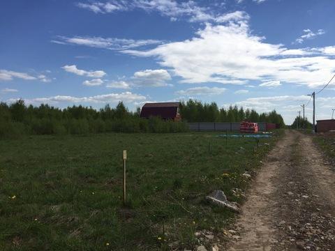 Продается земельный участок 25 соток в деревне Алексеевка - Фото 4