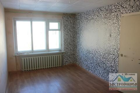 Продам 1-к квартиру, Иглино, переулок Свердлова - Фото 1