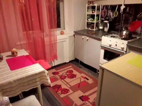 Продаётся 1к квартира в г.Кимры ул.Коммунистическая 16 - Фото 1