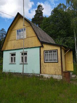 Деревянный дачный дом 84 км от МКАД Ступинский район, СНТ в районе - Фото 3