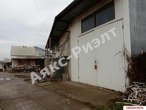 Продажа склада, Краснодар, Евдокии Бершанской - Фото 1