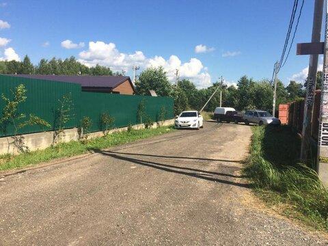 Продажа участка, Ишино, Чеховский район - Фото 4