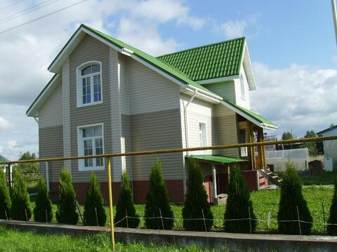 Коттедж 2 км. от. г Пскова - Фото 1