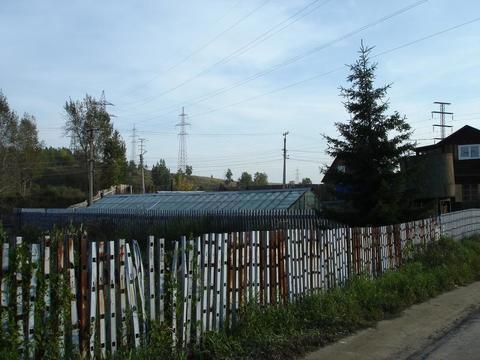 Продажа участка, Иркутск, Малинная - Фото 1