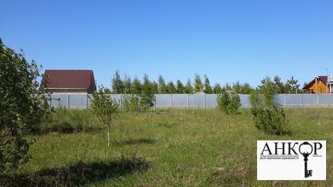Земельный участок 25 соток д. Алексеевка ул. Ивовая - Фото 1