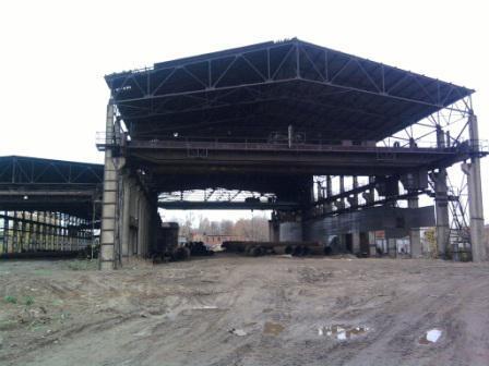 Производственный комплекс 11.000 м2 на 5,4 Га с ж/д в г.Коломна - Фото 2