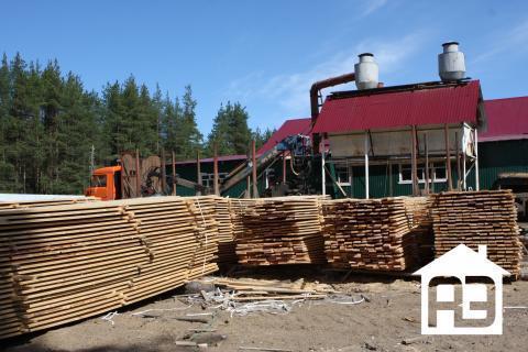 Деревообрабатывающий комбинат, г. Нея, Костромская область,14 663 м.кв - Фото 1