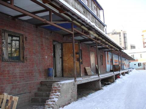 Аренда склада, Иркутск, Ул. Байкальская - Фото 1