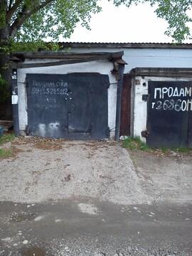 350 000 Руб., Продам гараж - Затон, Продажа гаражей в Красноярске, ID объекта - 400048807 - Фото 1