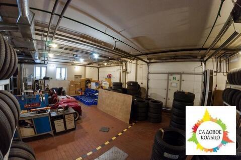 Автосервис располагается на первом этаже БЦ, пешая доступность от метр - Фото 2