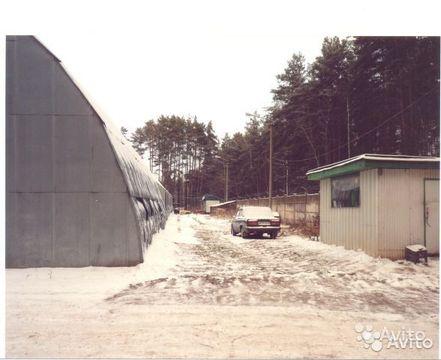 Утепленное складское помещение (ангар) на Киевском шоссе 500 кв.м - Фото 4