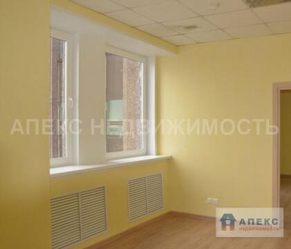 Аренда офиса 640 м2 м. Марксистская в бизнес-центре класса В в . - Фото 1
