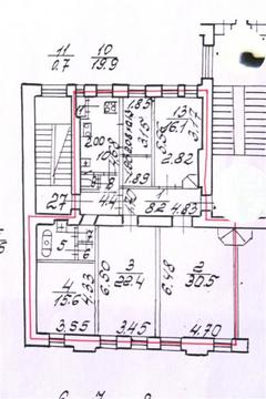 Продажа квартиры, м. Горьковская, Ул. Мира - Фото 2