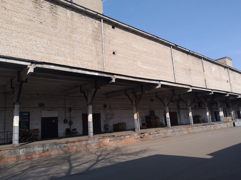 Тёплый склад 2200 м2, 5 м/п от м.Полежаевская - Фото 1