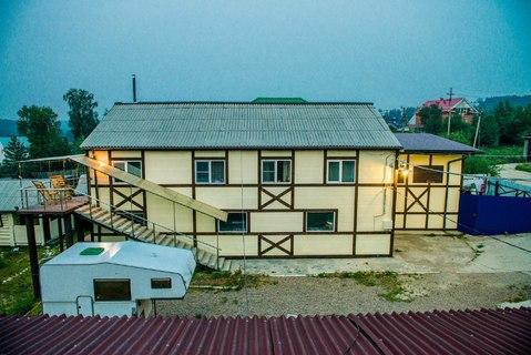Огромный гараж с небольшой квартиркой и баней - Фото 3