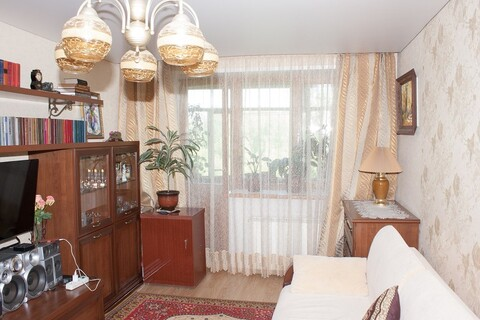 Продажа квартиры, Рязань, Приокский, Купить квартиру в Рязани по недорогой цене, ID объекта - 321198425 - Фото 1