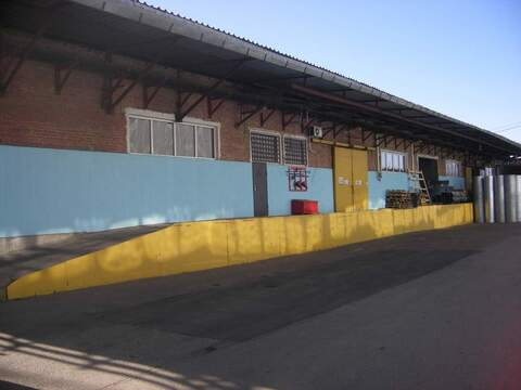 Аренда склада с жд и авторампой от 440 кв. м. - Фото 1