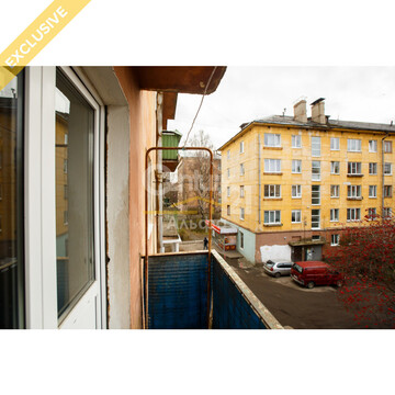 Продаётся 2-х комнатная квартира в центре по ул. Анохина, д. 37 - Фото 3